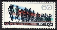 Poland - 1967 Peace cycling tour - Mi. 1760 MNH