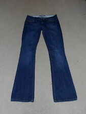 JOE'S JEANS AIMEE LOW RISE STARLET FLARE STRETCH JEANS SIZE 27