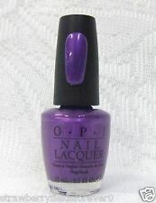 OPI Nail Polish Color Purple With A Purpose B30 .5oz/14mL