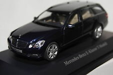Mercedes E-Klasse T-Modell 2012 blau 1:43 Schuco/Mercedes neu & OVP B66962436