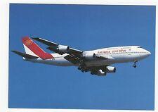 Air India Boeing 747-337 Aviation Postcard, A824