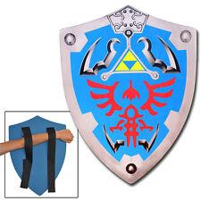 Link Triforce Zelda Foam Costume Pretend Play Shield Video Game Cosplay Larp