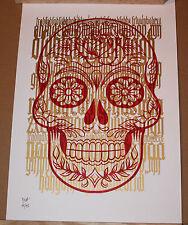 NOA - Second - Red - Skull
