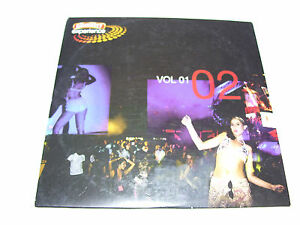 SMIRNOFF EXPERIENCE VOL 01 02 * RARE PROMO 7 track CD SINGLE 2002 *