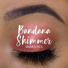 SeneGence ShadowSense Eye Shadow BANDANA SHIMMER Brand New And Sealed