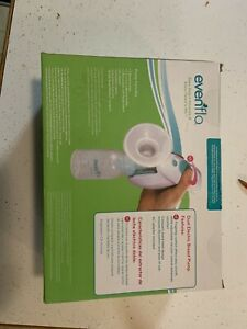 NEW in Box Evenflo Dual Pack Advanced Dual Electric Breast Pump