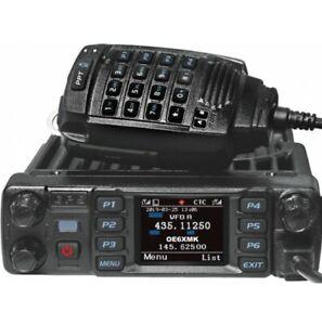 ANYTONE AT-D578UV II Plus -rtx Mobile Vhf / Uhf Analog / Dmr + Airband 84012