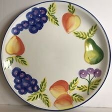 """Vintage Heritage Mint """"ORCHARD JUBILEE"""" Artist's Touch Dnnerware Collection"""