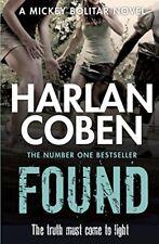 Found (Mickey Bolitar 3),Harlan Coben- 9781409135388