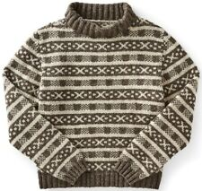 Filson Scottish Wool Sweater Dark Gray, Men's XL NWT MSRP $300