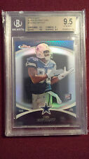 Dez Bryant 2010 Topps Finest Black Refractor Rookie Card RC #/99 BGS 9.5 Gem Mt