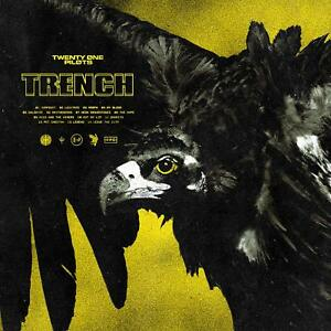 Twenty One Pilots 21 ~ Trench ~ NEW CD 2018 (sealed)