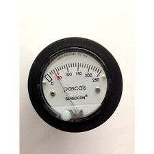 Sensocon Pressure Gauge 0-250PA alternative to Dwyer Magnehelic