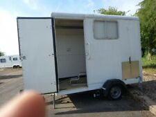 More details for large box trailer suitable for conversion into home office etc.