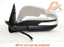 TOYOTA HILUX UTE SR5 ELECTRIC POWER SIDE DOOR CHROME MIRROR WITH INDICATOR LAMP