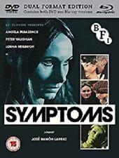 Symptons   BFI  1974      2  Disc Set   Dvd Blu-ray     New         Fast  Post
