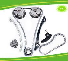 Timing Chain Kit+2 VVT & Oil Pump Chain For Land Rover Range Rover Evoque 2.0L
