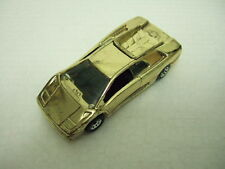 Matchbox RARE prepro MB22 Lamborghini Diablo , never released brass plated