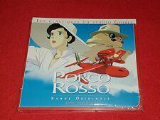 """CD Studio Ghibli """" Porco Rosso """" Bande Originale"""