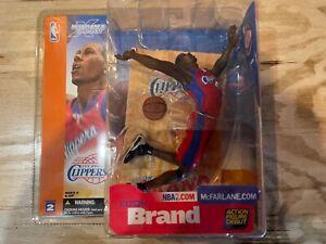 McFarlane NBA Series 2 Elton Brand Los Angeles Clippers Figure