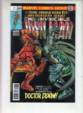 THE INVINCIBLE IRON MAN #593  (2017) Marvel Legacy lenticular Variant   NM