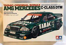 TAMIYA 1/24 Tabac-Original Sonax AMG Mercedes C-Class DTM