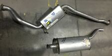 Centre & Rear Muffler Exhaust Assembly SAAB 9000 i  5 DOOR
