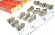 (12 Ea.) T Max Carbide Grooving Inserts Q Cut H13A N151.2-A312-60-4G Sandvik