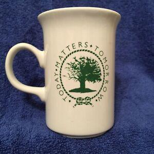 Scouts Mug - Gilwell Park - Mighty Oak Tree - TODAY MATTER TOMORROW