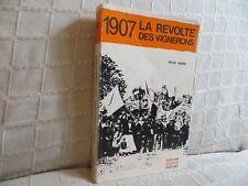 1907 la révolte des vignerons par Félix Napo domaine occitan Privat 1971