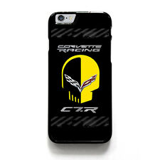 CORVETTE RACING JACK DECAL iPhone 4/4S 5/5S 5C 6/6S 7/7S Plus SE Case Cover