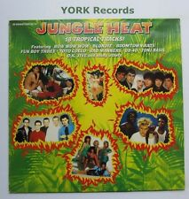 JUNGLE HEAT - Various - Excellent Condition LP Record Warwick WW 5115