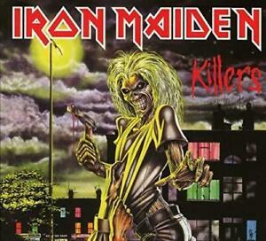 IRON MAIDEN Killers CD BRAND NEW Digipak Studio Collection Remaster