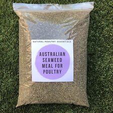 SEAWEED MEAL - 2.5kg FREE POSTAGE 100% Australian, Pure, Natural & Organic