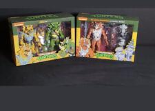 NECA TMNT ZARAX & ZORK TRICERATON INFANTRYMAN ROADKILL RODNEY Turtles Lot