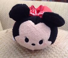 NWT DISNEY STORE TSUM TSUM PENCIL CASE BAG MINNIE MOUSE USA SELLER AUTHENTIC