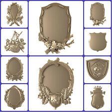 10PC 3d STL Model for CNC A038 Router Engraver Carving Machine Relief Artcam