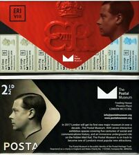 EDWARD Vlll POSTAL MUSEUM OFFICIAL PRESENTATION PACK 1st NYC 2nd Ma12 Post Go