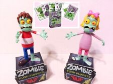 Zombie Male and Female Puppet Figure