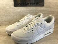 Men's Nike Air Max 90 'Triple White' CN8490-100 Size 11.5