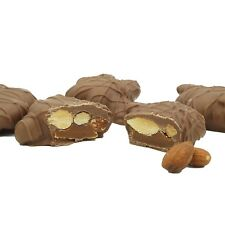 Philadelphia Candies Almondettes Caramel Almond Clusters, Milk Chocolate 1 Pound
