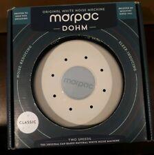 Marpac Dohm: The Original Fan - Based Natural White Noise Machine
