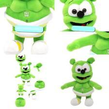 """New Singing I AM A GUMMY BEAR Musical Gummibar Soft Plush Doll Toy 13"""" Teddy UK"""