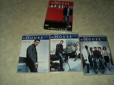 DR HOUSE SAISON 3 COFFRET 6 DVD HUGH LAURIE