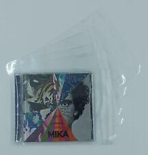 LOT 200 ETUIS POCHETTES PLASTIQUE PROTECTION POUR CD PAPER SLEEVE VINYL REPLICA