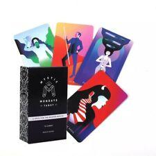 Mystic Mondays Tarot Deck 78 cartes divinatoire prophète cartes