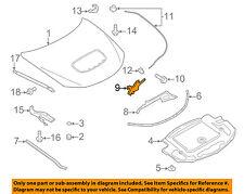 SUBARU OEM 08-14 Impreza Hood-Lock Latch 57310FG011