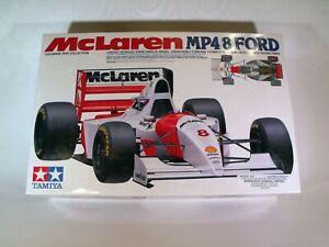 TAMIYA 1/20 McLaren MP4/8 Ford Canada Import SEALED Aryton Senna F1 Formula One