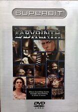 DAVID BOWIE Labyrinth Superbit DVD RARE