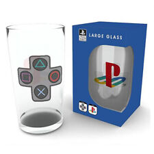 Playstation - Large Glass - GIFT